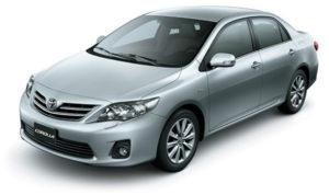 Rent a Car Toyota Patagonia